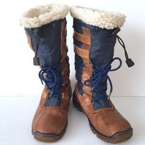 Pajar weather rated winter boots